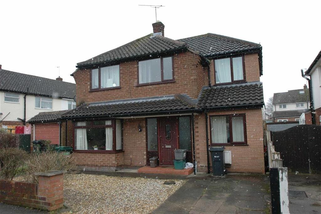 4 Bedrooms Detached House for sale in Ellesmere Avenue, Upton, Chester