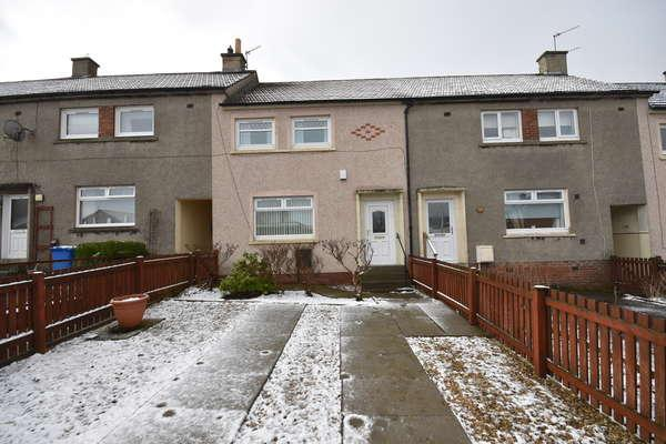 2 Bedrooms Terraced House for sale in 116 Glenafeoch Road, Carluke, ML8 4DS
