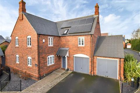 4 bedroom detached house for sale - Hill Top Close, Lubenham Hill, Market Harborough, Leicestershire