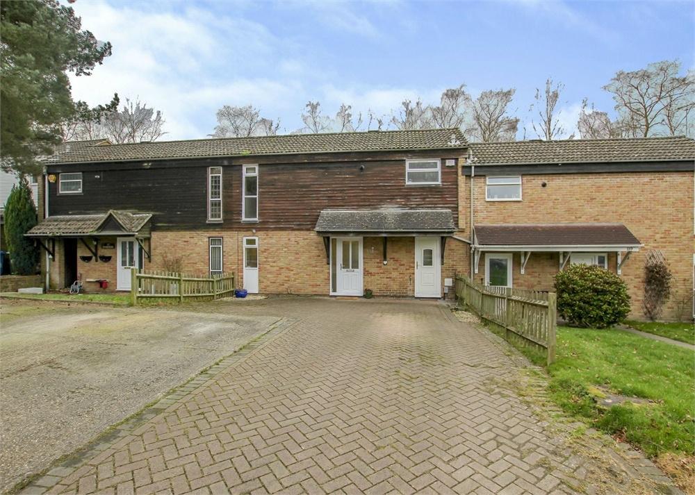 3 Bedrooms Terraced House for sale in Jameston, Bracknell, Berkshire