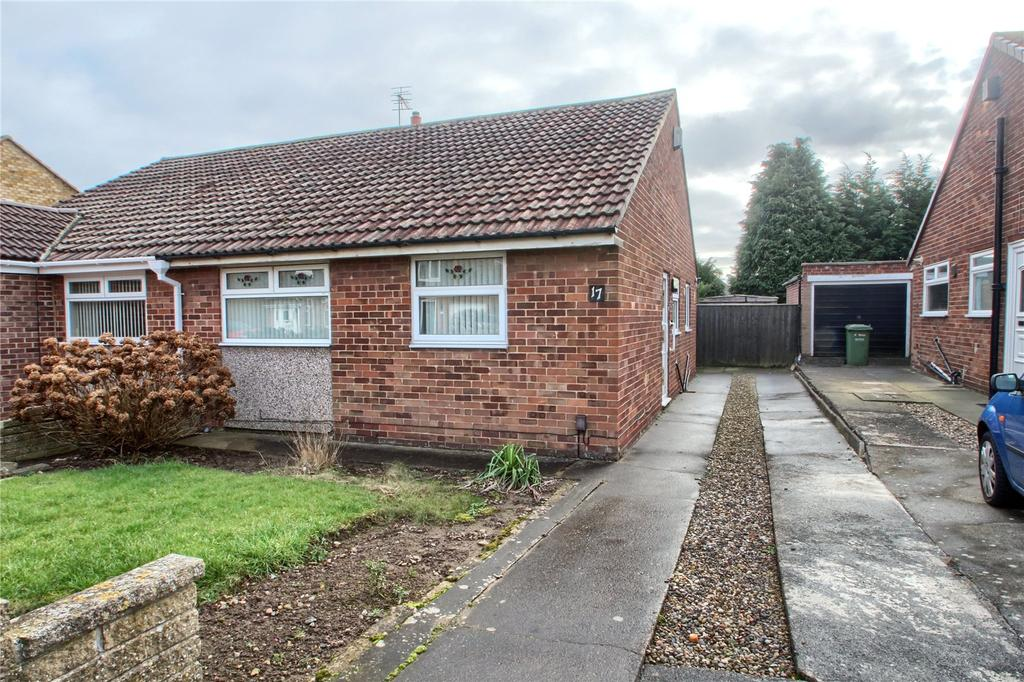 2 Bedrooms Semi Detached Bungalow for sale in Tyrone Road, Fairfield