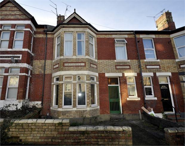 4 Bedrooms Terraced House for sale in Morden Road, St Julians, Newport, NP19 7EU