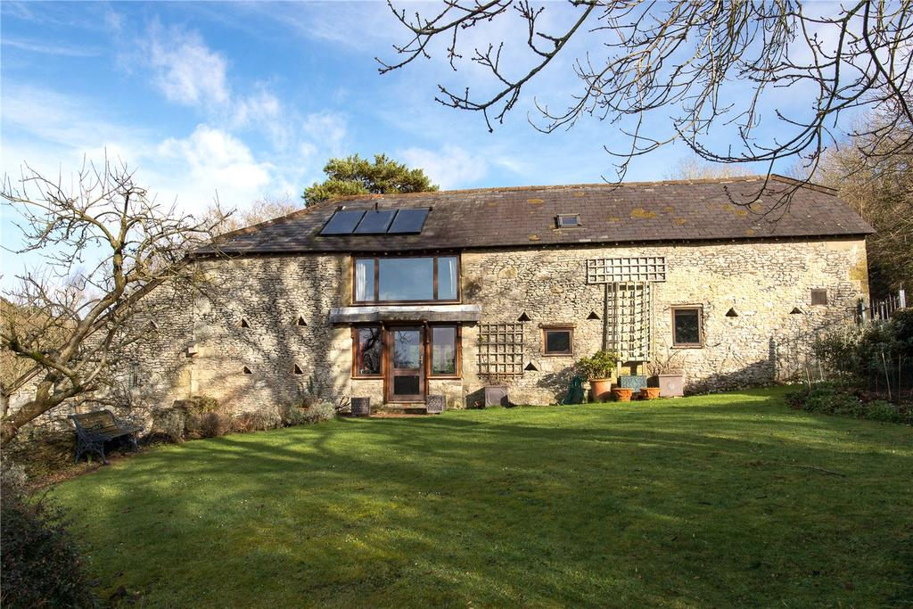 3 Bedrooms Barn Conversion Character Property for sale in Foots Hill, Cann, Shaftesbury, SP7