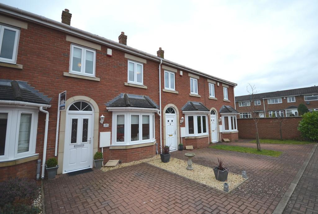 3 Bedrooms Terraced House for sale in Chapel Park