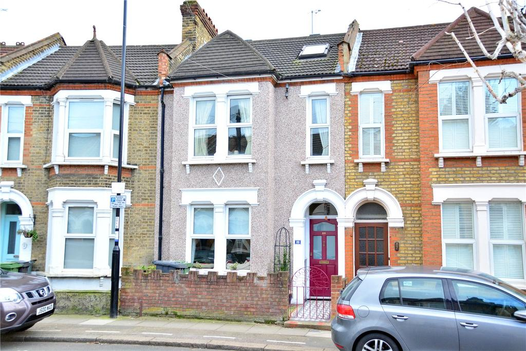 4 Bedrooms Terraced House for sale in Fernbrook Road, Hither Green, London, SE13