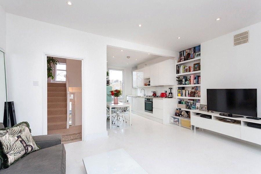 2 Bedrooms Flat for sale in Tollington Way, Holloway, London, N7