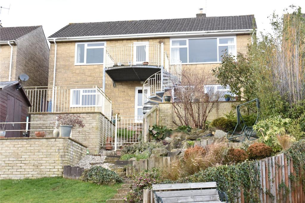 5 Bedrooms Detached House for sale in Stony Riding, Chalford Hill, Stroud, Gloucestershire, GL6