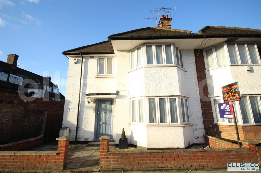2 Bedrooms Apartment Flat for sale in Millway, Mill Hill, London, NW7