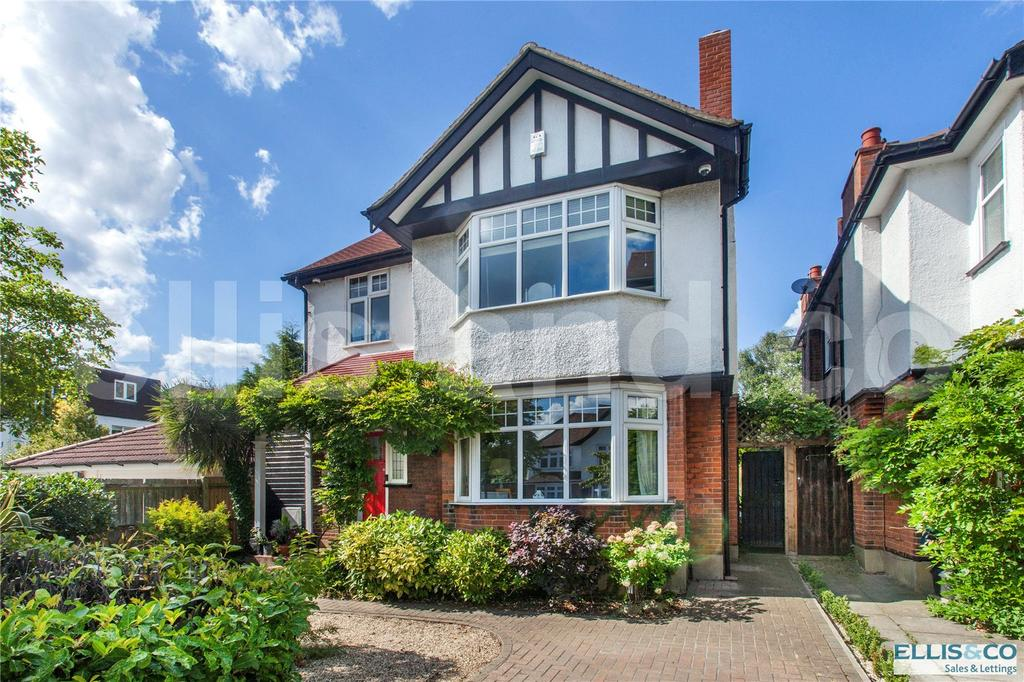 5 Bedrooms Detached House for sale in Goodwyn Avenue, Mill Hill, London, NW7