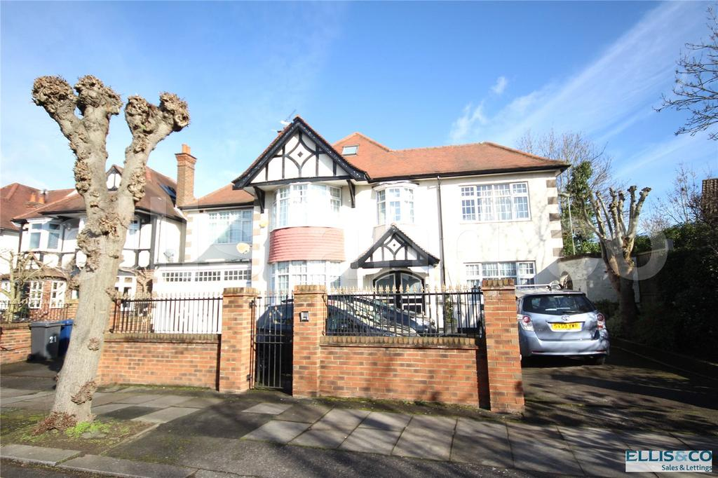 7 Bedrooms Detached House for sale in Highwood Grove, Mill Hill, London, NW7