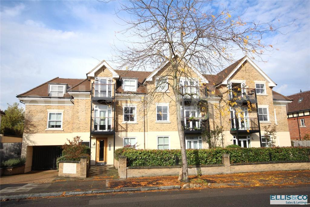 2 Bedrooms Apartment Flat for sale in Lanta House, 183 Holders Hill Road, Mill Hill, London, NW7