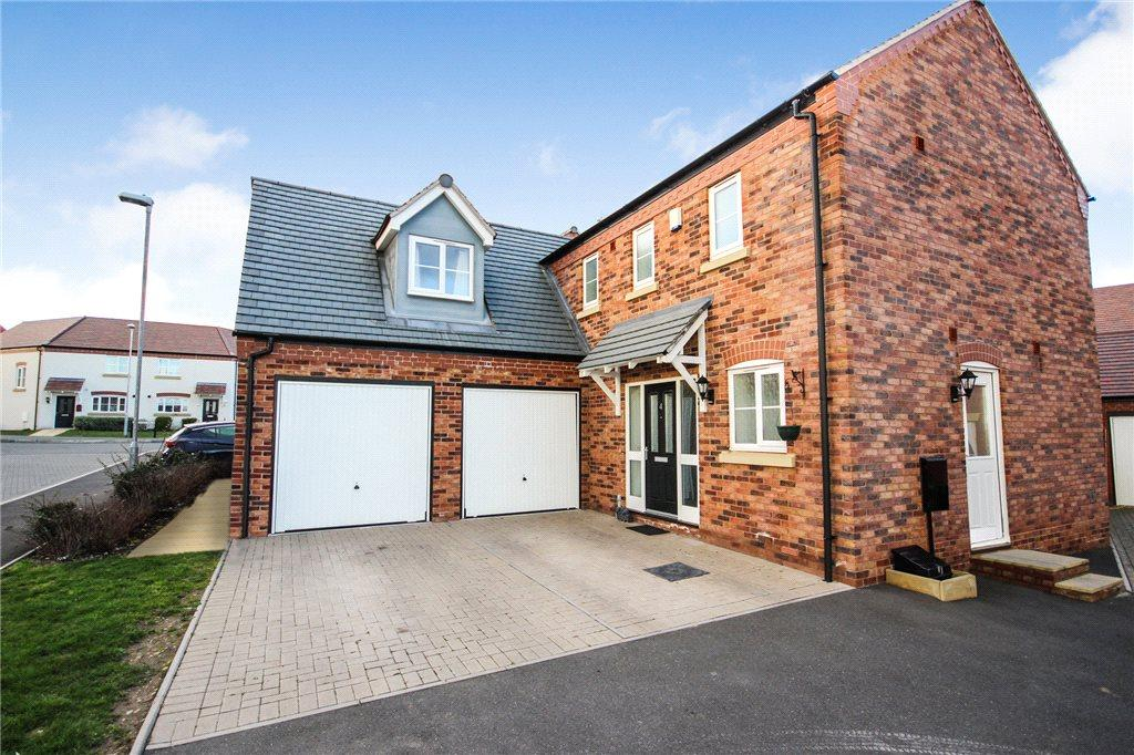 5 Bedrooms House for sale in Minson Drive, Pershore, Worcestershire, WR10