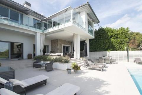 5 bedroom detached house  - Newly Built Villa With Sea Views, Portals Nous, Mallorca