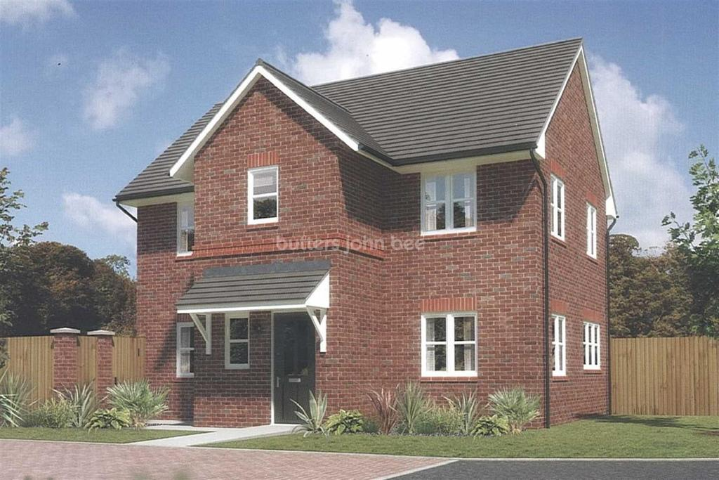 4 Bedrooms Detached House for sale in The Stables, Close Lane, Alsager