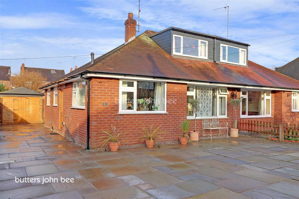 4 Bedrooms Bungalow for sale in Poplar Drive, Alsager
