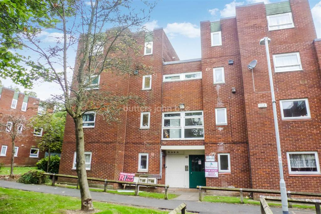 2 Bedrooms Flat for sale in Telford