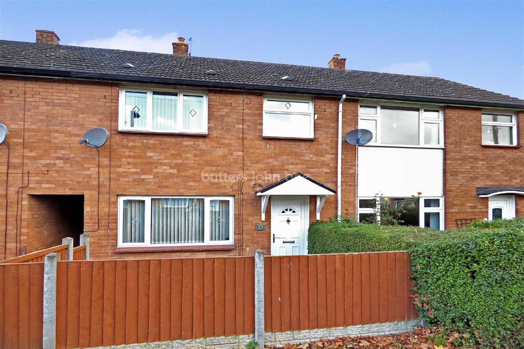 3 Bedrooms Terraced House for sale in Poplar Close