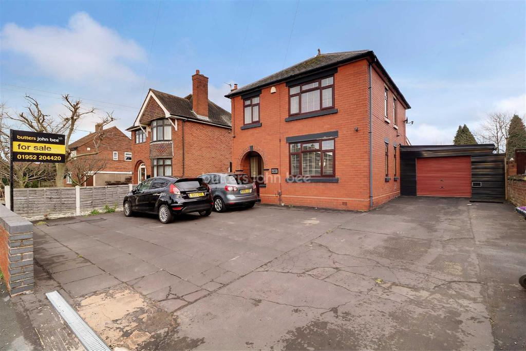 3 Bedrooms Detached House for sale in Furnace Lane
