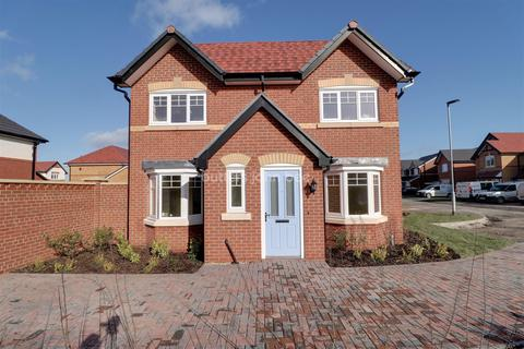 3 bedroom end of terrace house for sale - Lions Close, Alsager