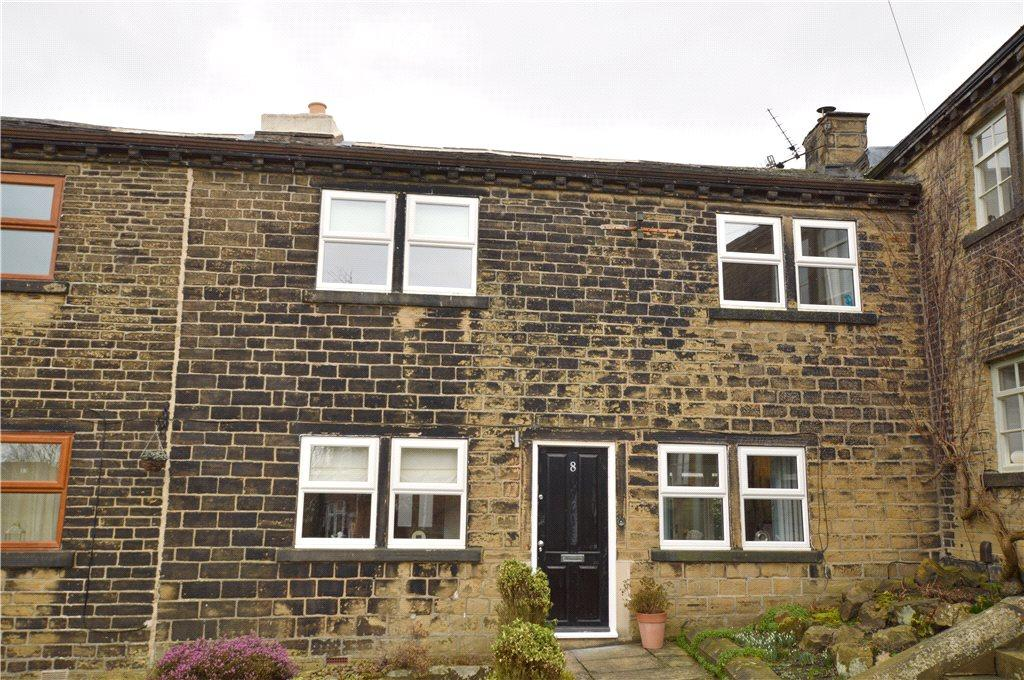 2 Bedrooms Terraced House for sale in Foxholes Lane, Calverley, Pudsey, West Yorkshire