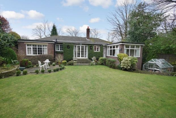 2 Bedrooms Detached Bungalow for sale in Hungerford Road Huddersfield