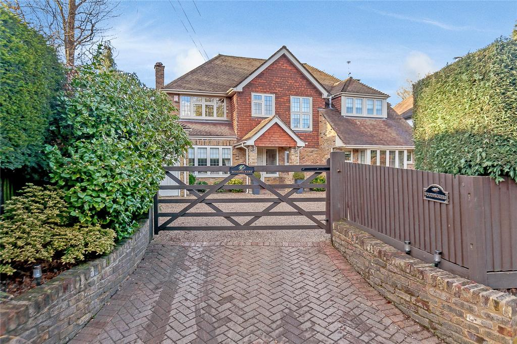 5 Bedrooms Detached House for sale in Deadhearn Lane, Chalfont St Giles, Buckinghamshire