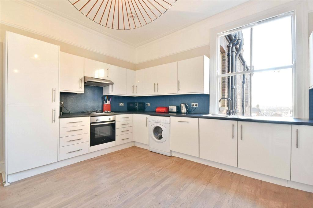 3 Bedrooms Apartment Flat for sale in Harvard Court, Honeybourne Road, NW6