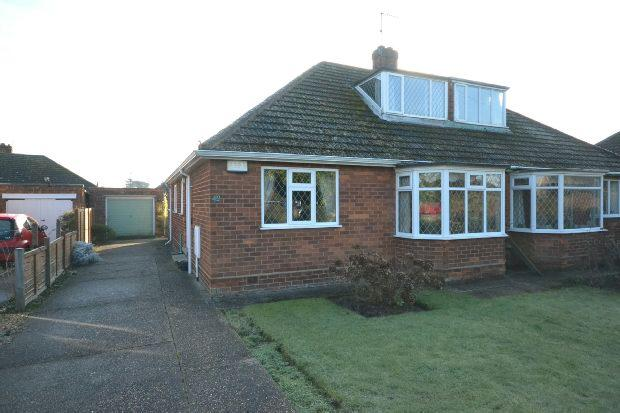 3 Bedrooms Semi Detached Bungalow for sale in Peaks Lane, New Waltham, Grimsby