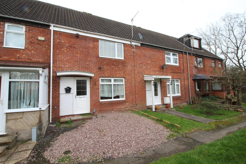 2 Bedrooms Terraced House for sale in Heronfield Close, Church Hill South, Redditch