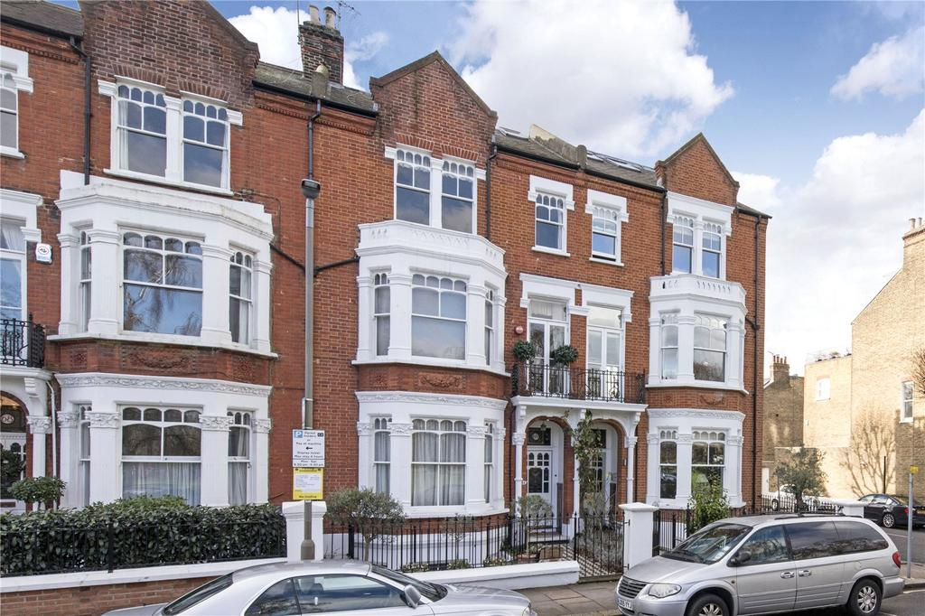 5 Bedrooms Terraced House for sale in Clapham Common West Side, Between The Commons, London, SW4
