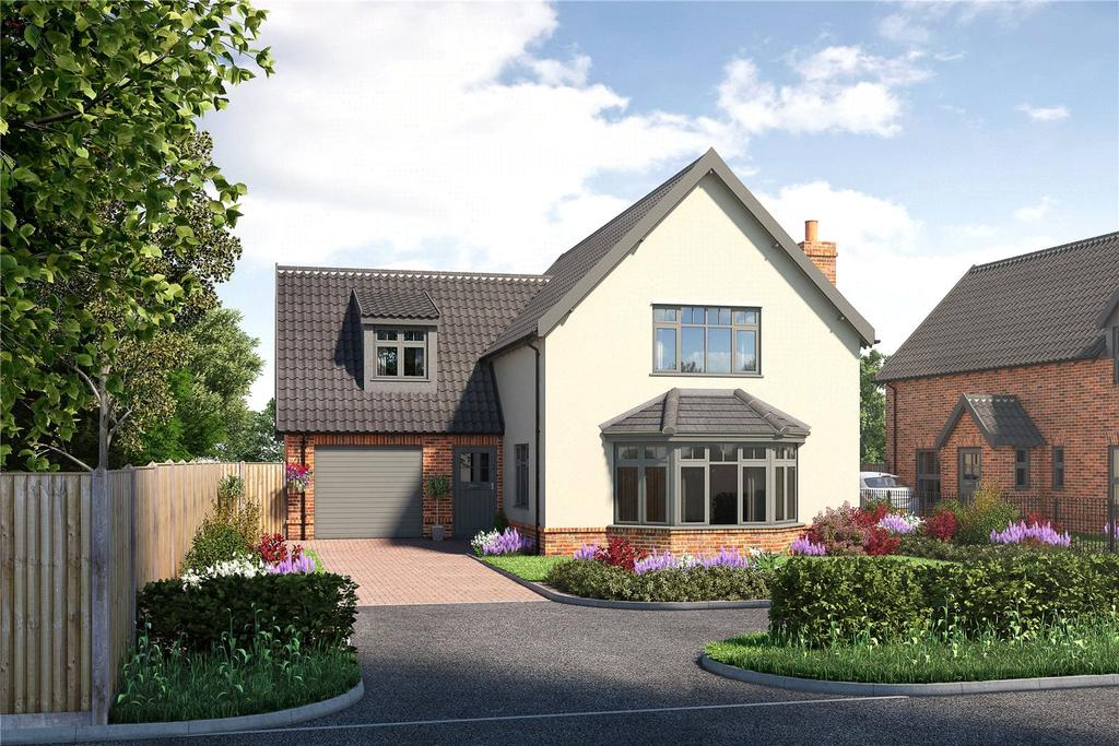 4 Bedrooms Detached House for sale in Plot 3, Burston Road, Dickleburgh, Diss, IP21