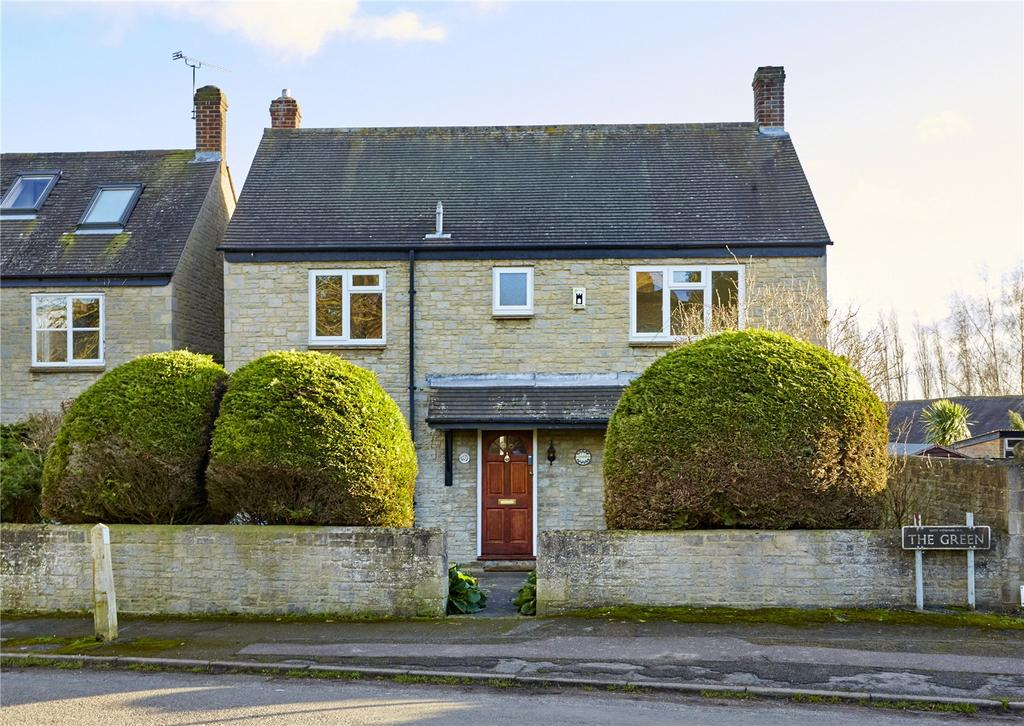 4 Bedrooms Detached House for sale in The Green, Cuddesdon, Oxford, OX44