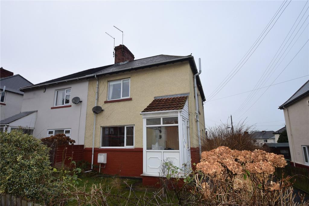 3 Bedrooms Semi Detached House for sale in Park Street, Seaham, Co. Durham, SR7