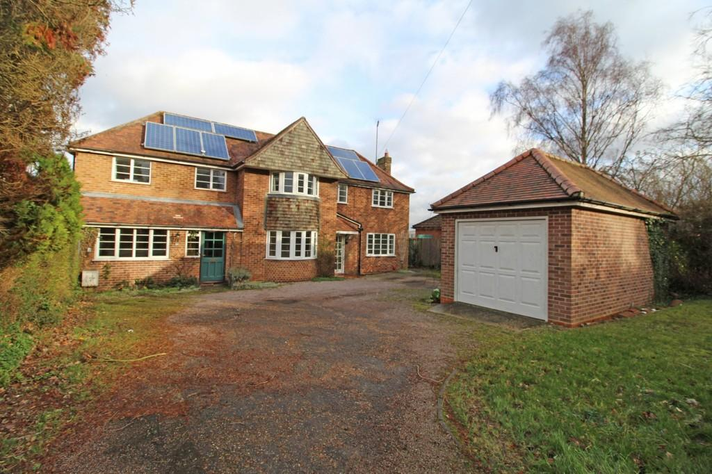4 Bedrooms Detached House for sale in Hardwick Lane, Bury St Edmunds
