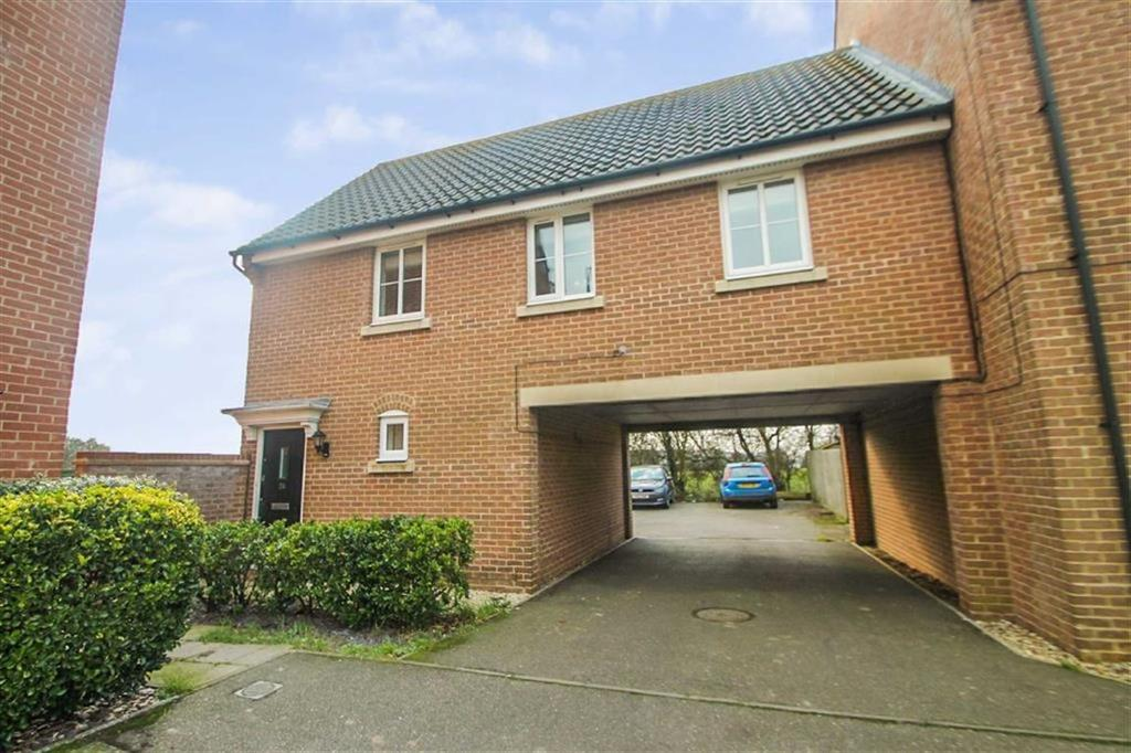 2 Bedrooms Terraced House for sale in Harpers Way, Clacton-on-Sea