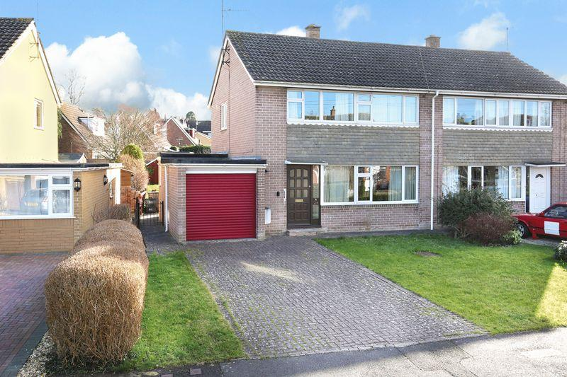 3 Bedrooms Semi Detached House for sale in Rodwell Park, Trowbridge