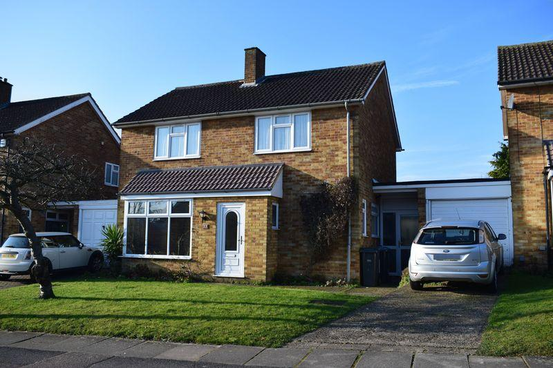 3 Bedrooms Detached House for sale in Northbrooks, Harlow, Essex