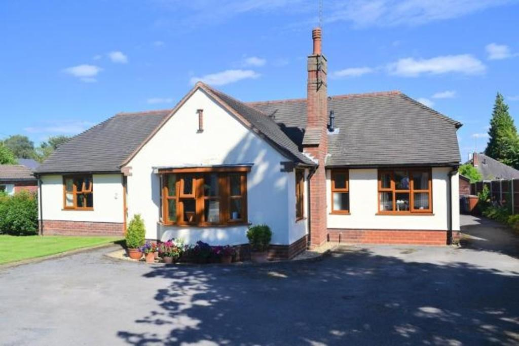 3 Bedrooms Detached Bungalow for sale in Westbutts Road, Etchinghill