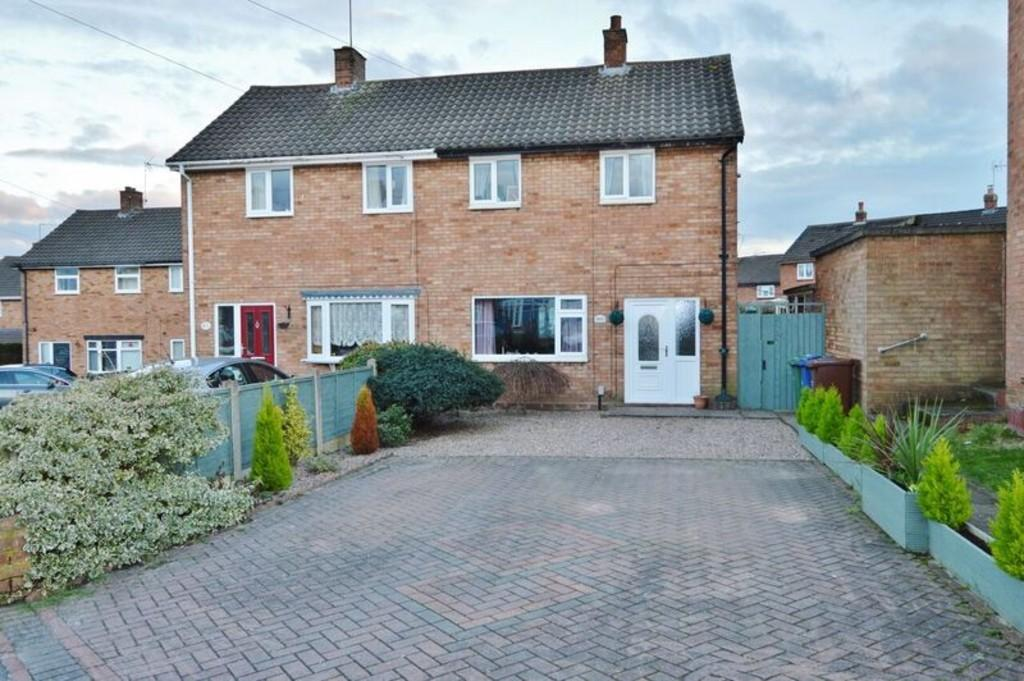 2 Bedrooms Semi Detached House for sale in St Michaels Road, Brereton