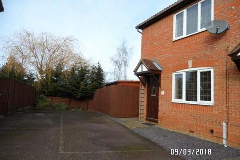 2 bedroom semi-detached house to rent - Stablegate Way, Market Harborough
