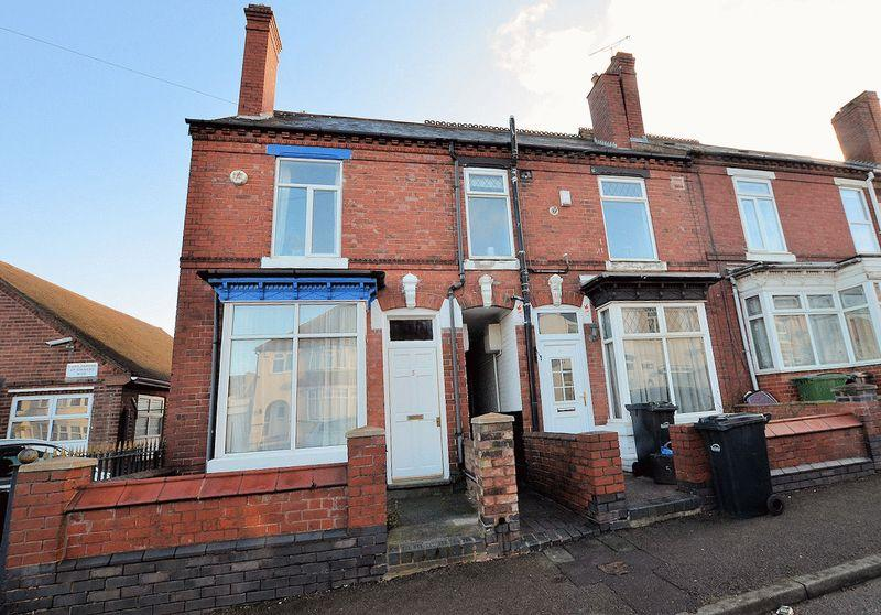 3 Bedrooms End Of Terrace House for sale in Beaumont Road, Halesowen