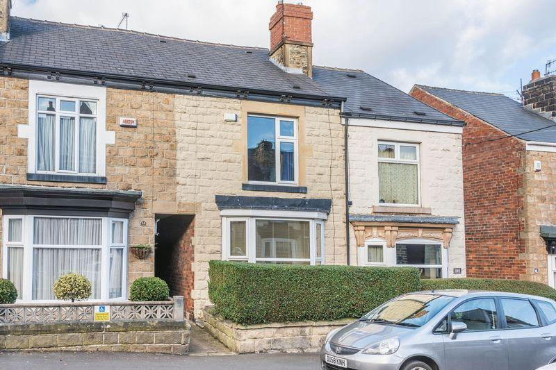 3 Bedrooms Terraced House for sale in Carlton Road, Hillsborough, S6 1WS - Within Easy Reach Of Local Amenities