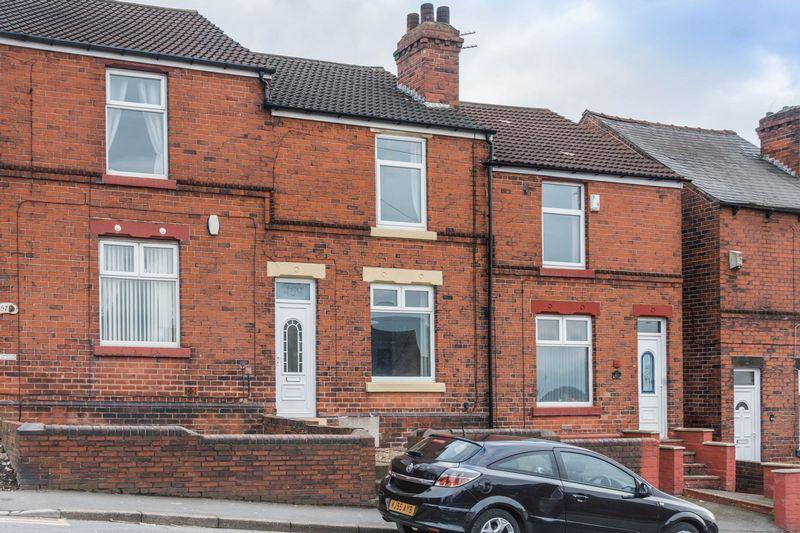 2 Bedrooms Terraced House for sale in Jenkin Road, Wincobank, S5 6AR - Recently Refurbished Throughout