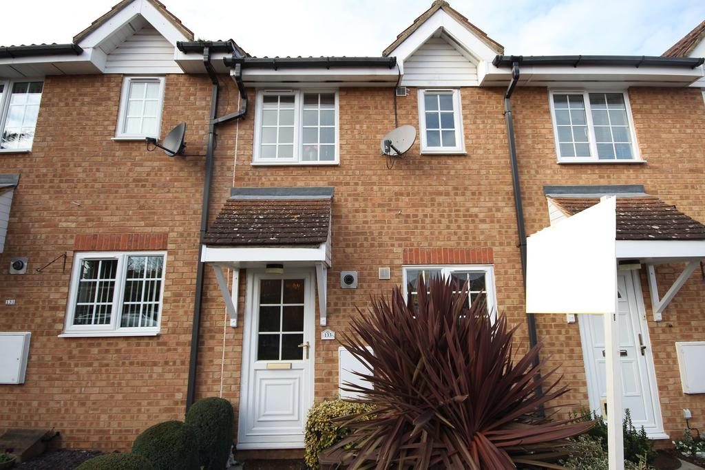 2 Bedrooms Terraced House for sale in Elgar Drive, Shefford, SG17