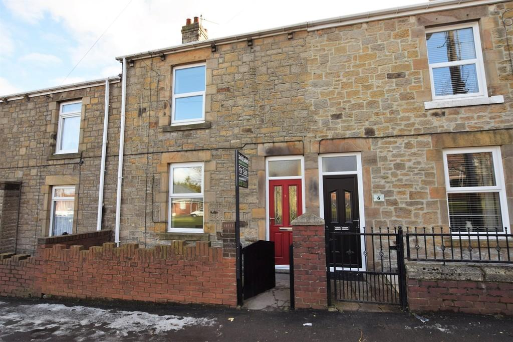 2 Bedrooms Terraced House for sale in West Road, Tantobie, Stanley