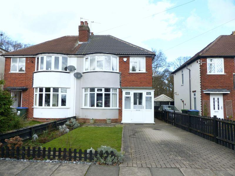 3 Bedrooms Semi Detached House for sale in Coronation Road, Great Barr