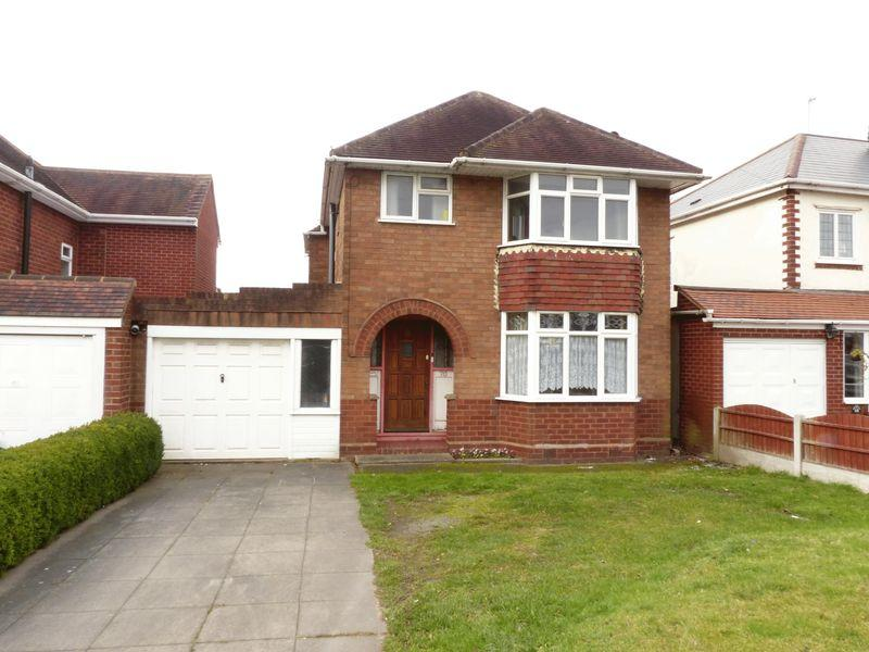 3 Bedrooms Link Detached House for sale in Fordbrook Lane, Walsall