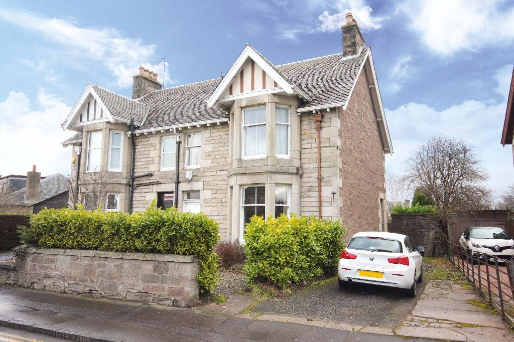 5 Bedrooms Semi Detached House for sale in Balhousie Street, Perth, Perthshire, PH1 5HW