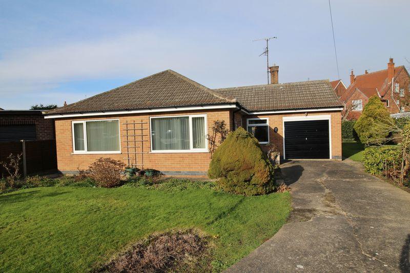 2 Bedrooms Detached Bungalow for sale in Katherine Crescent, Skegness