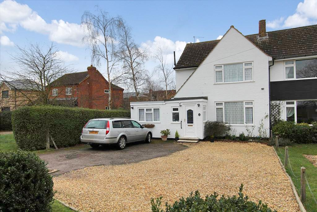 4 Bedrooms Semi Detached House for sale in Station Road, STEEPLE MORDEN, SG8